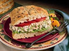 Make this salmon salad sandwich recipe for a quick and easy bite for lunch or dinner. See more seafood and canned tuna recipes on our website. Canned Tuna Recipes, Fish Recipes, Seafood Recipes, Healthy Sandwich Recipes, Lunch Recipes, Cooking Recipes, Recipes Dinner, Keto Recipes, Gourmet