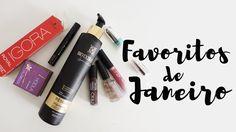 Favoritos de Janeiro // Cabelo + Maquiagem + Batons Matte | NADICA DE NADIA