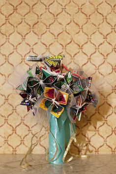 Lucky Lottery Ticket Bouquet