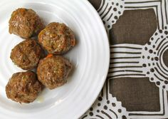 Toddler Approved Paleo Meatballs   @Jeanine Malan & Zeal