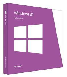 Microsoft anuncia los precios de Windows 8.1 y muestra el nuevo diseño de las cajas del producto
