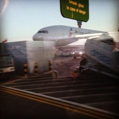 """""""Heading to LA"""" reagram from Philip Gay"""