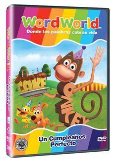 Diseño publicitario de DVD's - Stop Diseño Gráfico - Diseño de Word World - Un cumpleaños perfecto - Televisa - Tycoon Entertainment Group - Multimusic.