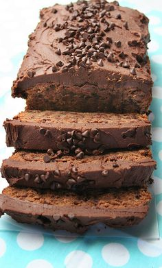 Triple Chocolate Pound Cake | NancyCreative