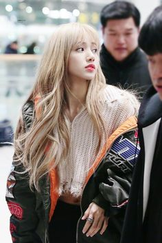 Lisa One Of The Best And New Wallpaper Collection. Lisa Blackpink Most Famous Popular And Cute Wallpaper Photo And Image Collection By WaoFam. Blackpink Lisa, Jennie Blackpink, Rapper, Square Two, Kim Jisoo, Lisa Blackpink Wallpaper, Blackpink Photos, Blackpink Fashion, Airport Style