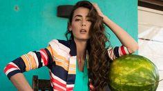 Back de nuestra producción de moda: animate a los colores complementarios