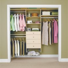 1000 Images About Closet Ideas On Pinterest Organizers