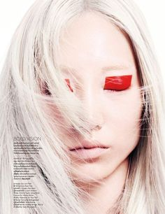 Soo Joo Park by Stockton Johnson for Vogue Thailand May 2015.
