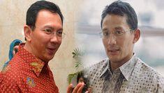 Wakil Gubernur DKI Jakarta Sandiaga Uno melempar wacana menjadikan Basuki Tjahaja Purnama (Ahok) sebagai anggota Tim Gubernur untuk Percepatan Pembangunan (TGUPP). Sandiaga menilai Ahok cocok mengemban jabatan tersebut.