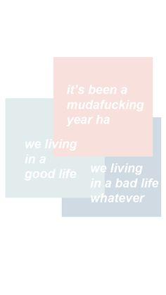 BTS/ Music/ Wallpaper Tem sido um ano foda há Nós vivemos uma vida boa Nós vivemos em uma viva ruim qualquer