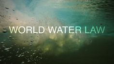 Today is World Water Day! Featuring water from three continents filmed by Prue Jeffries, this Watermark Arts video features the World Water Law - a global citizen's initiative that we can all support. To learn more visit the World Water Alliance and www.codes.earth/waterlaw. Water is life! Please share the video. World Water Day, Global Citizen, Continents, Law, Earth, Film, Movie, Film Stock, Cinema