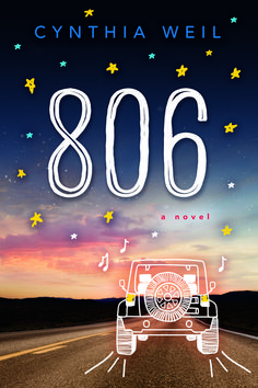 806: A Novel by legendary songwriter Cynthia Weil