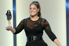Ashley Graham Gets Her Own Barbie Made to Her Measurements