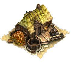 Medieval Apple Farm