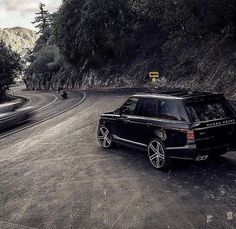 Beautiful Range Rover