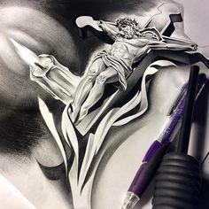Finished up this #jesus #piece and #candle #art #artist #arts_help #artsanity #artistdrop #sketch_daily #spotlightonartists #proartists #artcollective #worldofartists #worldofpencils #graphite #charcoal #blackandgrey #work #create