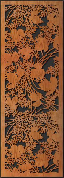 Wall Art - Wall Decor - Laser Cut Wood Wall Decorations