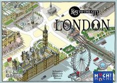 Key to the City – London | Board Game | BoardGameGeek