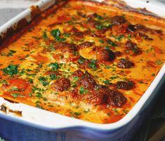 Schnelles Tomaten-Mozzarella Putenschnitzel Quick tomato mozzarella turkey schnitzel - eat with love Dutch Recipes, Russian Recipes, Greek Recipes, Mozarella, Tomate Mozzarella, Vegetable Drinks, Vegetable Dishes, Healthy Eating Tips, Healthy Nutrition