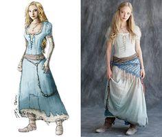Amanda Seyfried stars as Valerie in Warner Bros. Pictures' Red Riding Hood (2011)