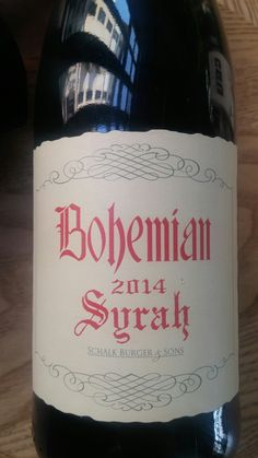 Welbedacht Wine Estate Bohemian Wellington Syrah 2014 Schalk Burger & Sons 90 Points Sommelier Miguel Chan  Full tasting notes: www.vivino.com/users/miguel-chan  #SouthAfrica #Wine #MiguelChan #Welbedacht #SchalkBurger #Wellington #Bohemian #Syrah