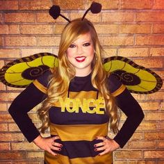 Queen B would be proud. Bee-army, unite.