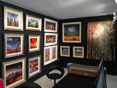 Wyecliffe Galleries exhibits artworks from their leading artists at Grand Designs Live 2015