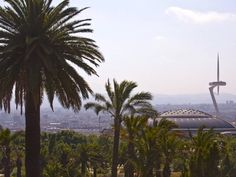 Climb up the magical Montjuïc
