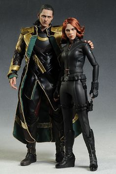 Loki Avengers sixth scale action figure by Hot Toys Review.