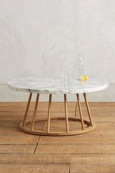 Hollyton Coffee Table, Circle