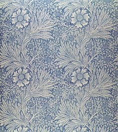 Content in a Cottage william morris wallpaper