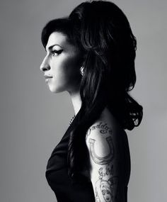 music lives on.....Amy Winehouse