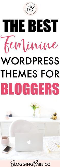 Having a beautiful feminine WordPress themes is a must if you're a lifestyle,beauty, fashion or travel blogger. All of those themes are functional, they look clean and professional, and SO pretty. Those are the best feminine wordpress themes for bloggers to make your blog stand out!