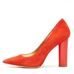 Be infinitely stylish in the office or on the dance floor in the Infinite Pi pumps.  Get yours in poppy red or black at mimco.com.au