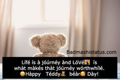 Teddy Day Pic, Happy Teddy Bear Day, Teddy Day Images, Big Teddy Bear, Bear Images, Love Images, Valentine Special, Valentines, Teddy Bear Quotes
