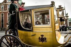 Queen Margrethe of Denmark