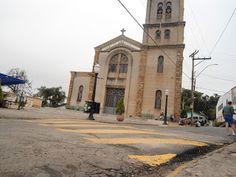 Santa Olimpia. Igreja.