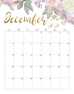 Calendar December 2020 Cute Best 10 Example December 2020 Calendar Ideas - If you are looking for ideas to make a calendar for December here is the right place. We give 10 . Make A Calendar, December Calendar, Cute Calendar, Monthly Calendar Template, Printable Calendar Template, Print Calendar, Calendar Design, 2019 Calendar, Printable Designs