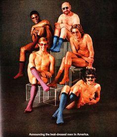 "Retro Esquire ad- ""Announcing the best-dressed men in America. Retro Ads, Vintage Advertisements, Vintage Ads, Retro Advertising, Vintage Photos, Weird Vintage, Funny Vintage, Vintage Labels, Funk Bands"