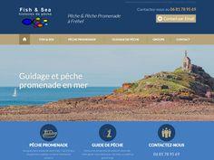 Fish & Sea vous propose d'explorer les ressources des baies de Saint-Brieuc, Saint Cast accompagné de votre guide de pêche expérimenté