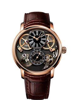 Jules Audemars Chronometer with Audemars Piguet escapement - Audemars Piguet Swiss Luxury Watches