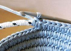 Crochet pattern 6 Yin Yang jewelry dish crochet home Jewelry dish crochet pattern, mothers day gift for her, Crochet patterns Yin Yang jewelry dish, photo tutorial. Jewelry dish crochet pattern you complete me by goolgool on Etsy …………………… Crochet Storage, Crochet Hooks, Crochet Bowl, Crochet Baskets, Crochet Hammock, Crochet Yarn, Yin Yang, Crochet Home Decor, Diy Home Decor