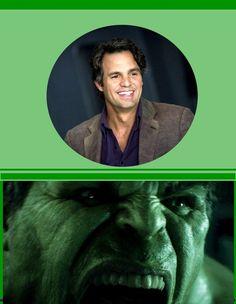 The Hulk - Mark Ruffalo
