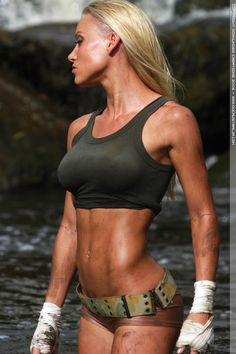 A picture of Stacey McMahon. This site is a community effort to recognize the hard work of female athletes, fitness models, and bodybuilders. Fitness Photos, Fitness Goals, Fitness Motivation, Body Training, Healthy Women, Healthy Fit, Healthy Eating, Sport Body, Athletic Women