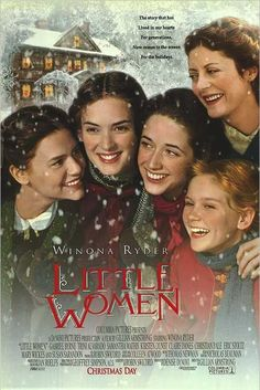 "Little Women - Gillian Armstrong 1994 - DVD03500 -- ""Based on the novel by Louisa May Alcott. The March sisters live and grow in post-Civil War America."""