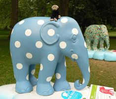 Elephant parade London 2010