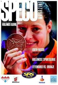 Tijdens mijn bestuursjaar bij de Studentenraad Sporteconomie ben ik hoofdredacteur geweest van het SPECO magazine