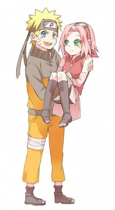Narusaku <3 Even though this ship is probably going to burn and sink.