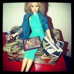 Barbie miniatures...