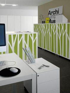 Office cabinets | Dieffebi
